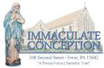 Immaculate Conception Church Logo