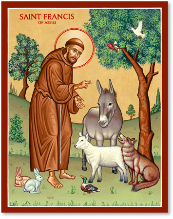 Blessing of Pets @ Lower Parking Lot (Old Rectory)